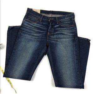 Hollister Jeans Slim Straight Sz 32